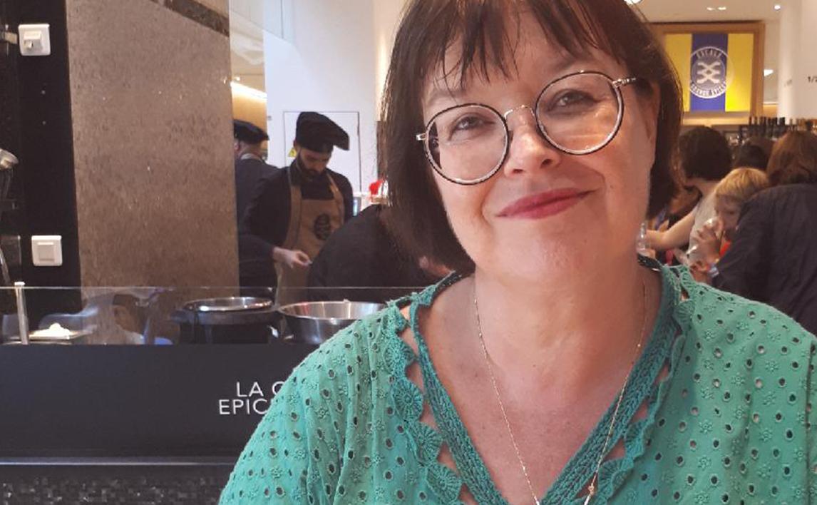 L'interview de Fabienne Wallaeys, créatrice de Secret Sacré