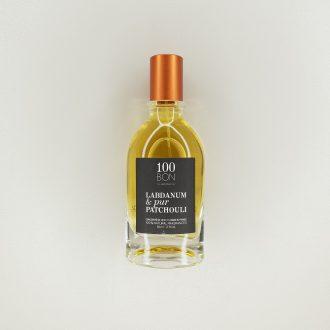 Concentré de parfum 100 Bon - Labdanum et pur Patchouli