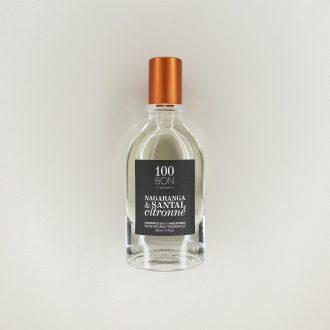 Concentré de parfum 100 Bon - Nagaranga et Santal citronné