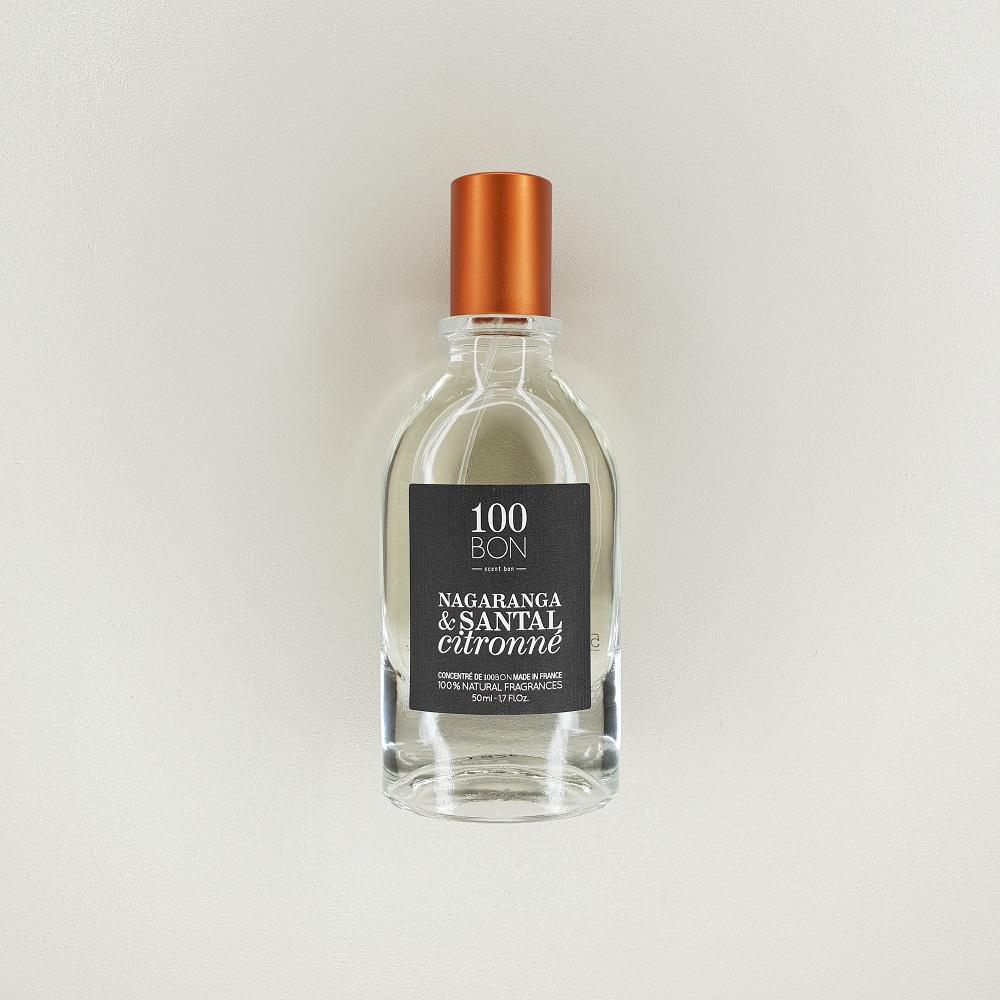 parfum 100 bon nagaranga et santal citronné