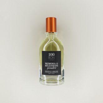 Concentré de parfum 100 Bon - Mimosa et Héliotrope poudré