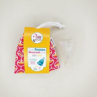 Cup menstruelle (différentes tailles)