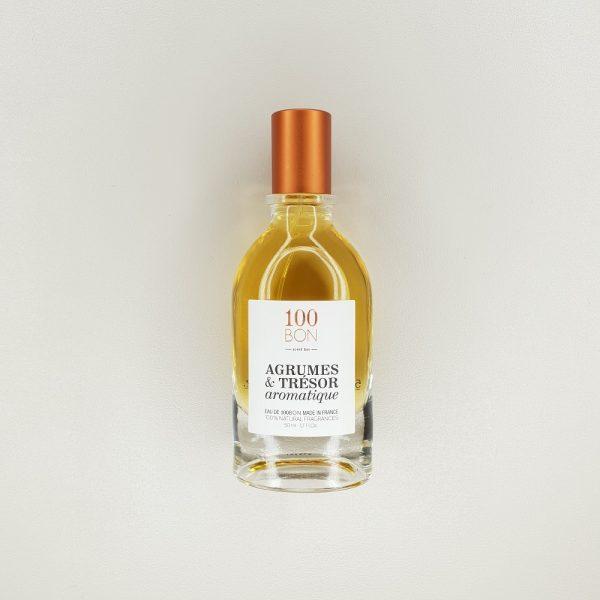 parfum 100 bon agrumes et trésor aromatique