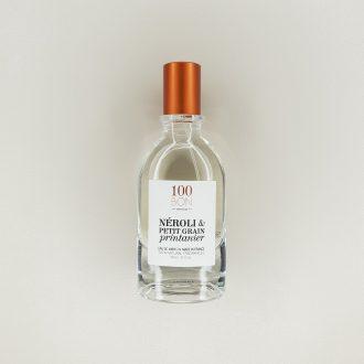 Eau de parfum 100 Bon - Néroli et Petit grain printanier