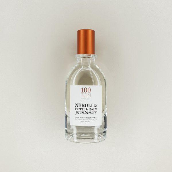 parfum 100 bon néroli petit grain printanier