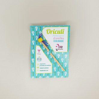 Oriculi - Nettoyeur d'oreilles en Bambou