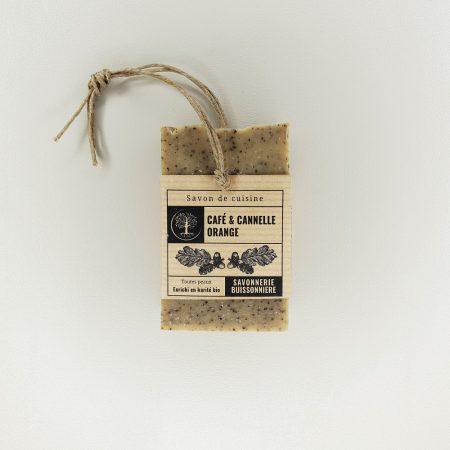 savon cuisine café cannelle la savonnerie buissonnière