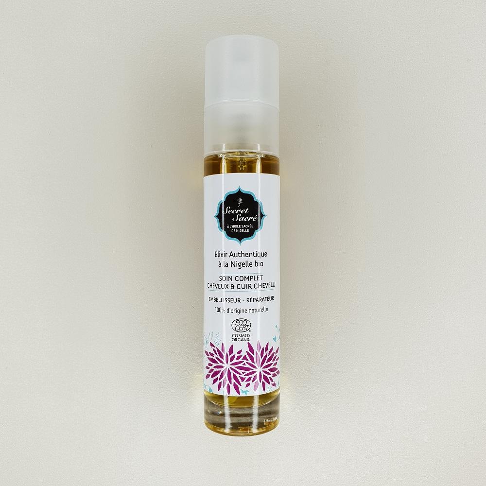 Elixir authentique soin cheveux Secret Sacré