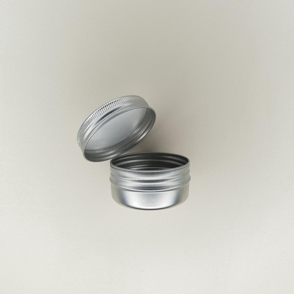 Pot aluminium contenance 30 ml