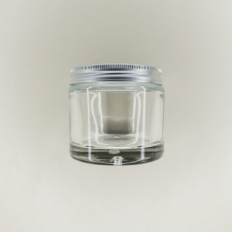 Pot en verre 125 ml
