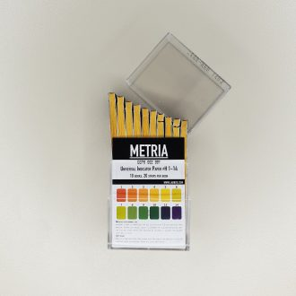 Bandelettes indicatrices de pH