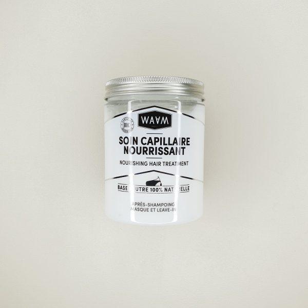 base neutre personnalisable soin capillaire nourrissant Waam 300 ml