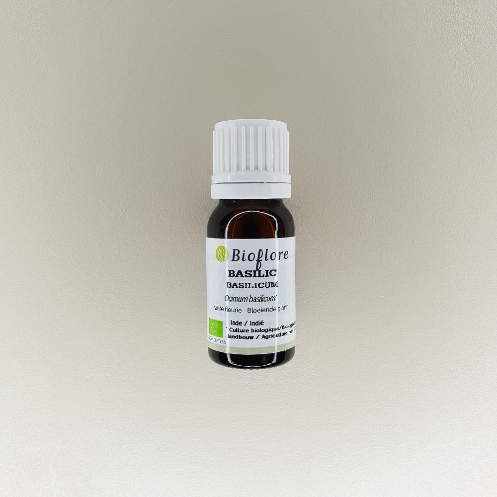 huile essentielle de basilic exotique bio 10 ml Bioflore