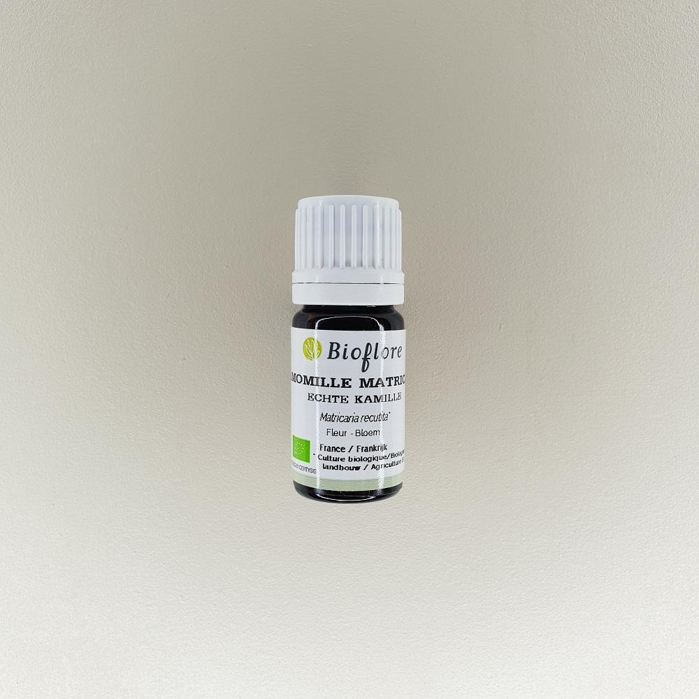 huile essentielle de camomille matricaire bio 10 ml Bioflore