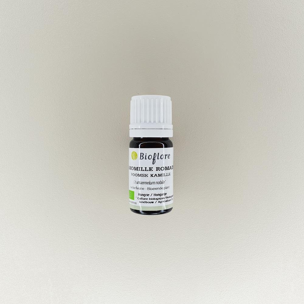 huile essentielle de camomille romaine bio 10 ml Bioflore
