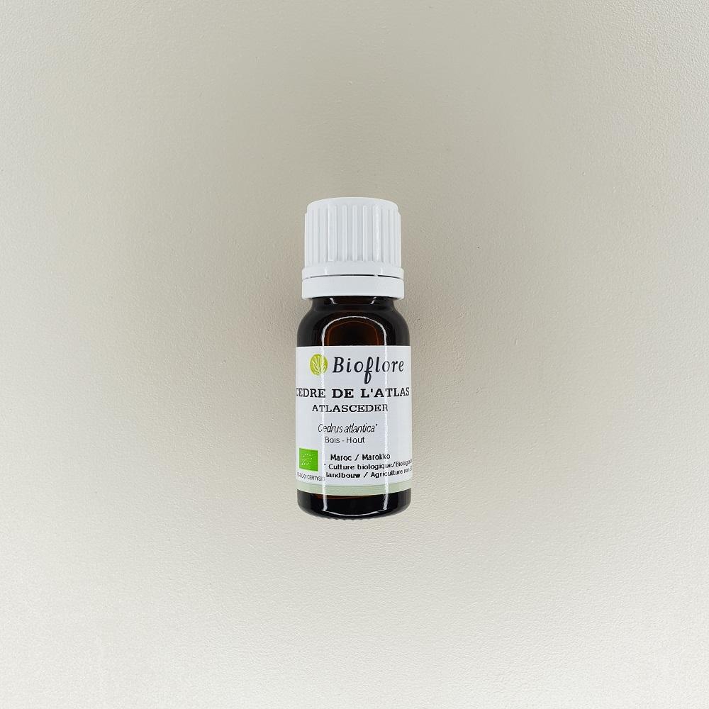 huile essentielle de bio cèdre de l'atlas 10 ml Bioflore