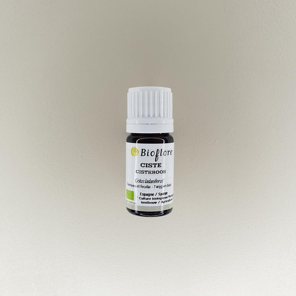 huile essentielle de ciste bio 10 ml Bioflore