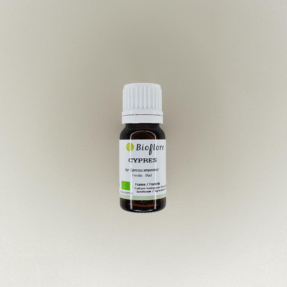 huile essentielle de cyprès bio 10 ml Bioflore
