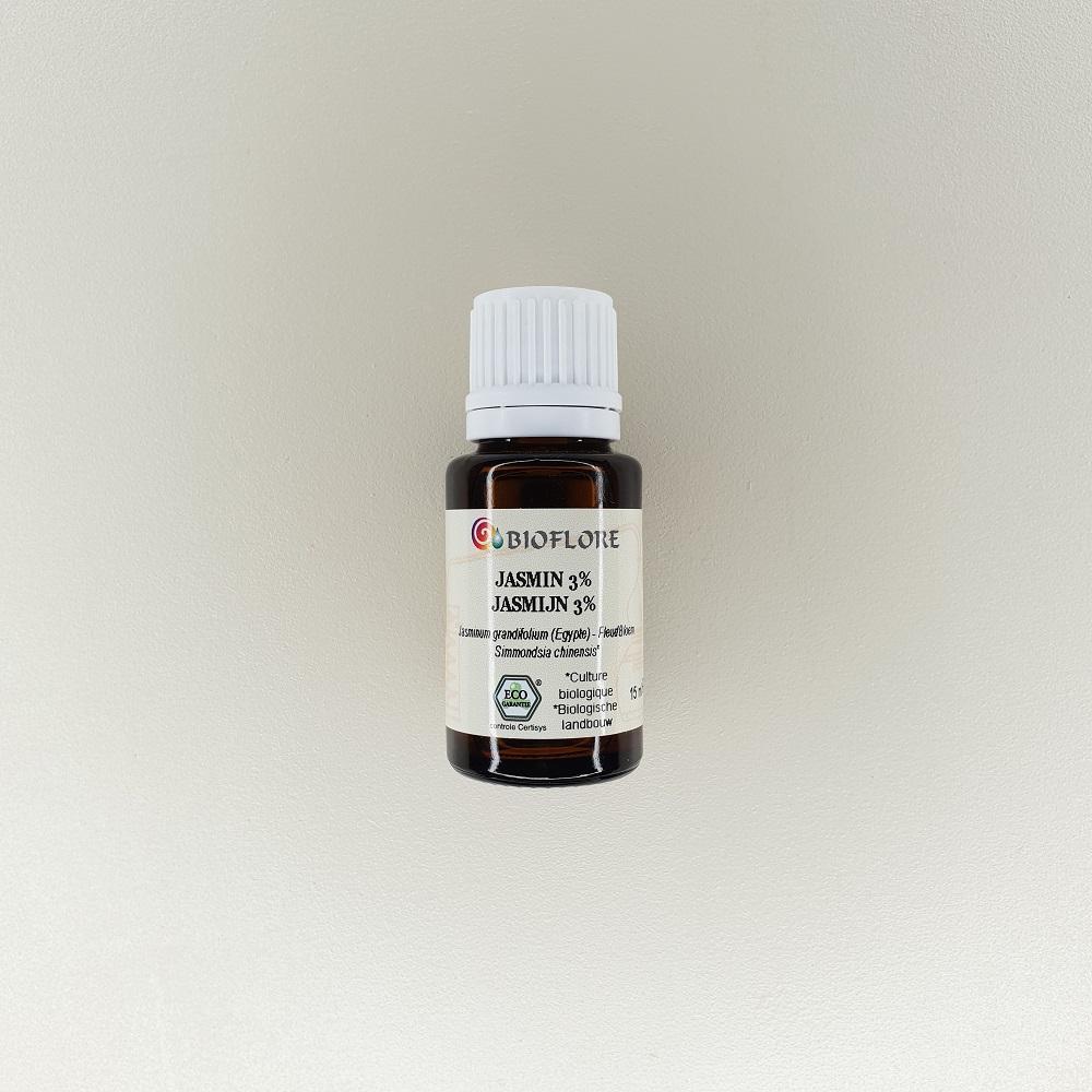 essence absolue de jasmin 3% Bioflore