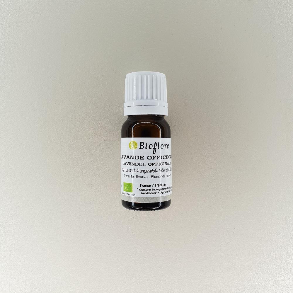 huile essentielle de lavande fine bio 10 ml Bioflore
