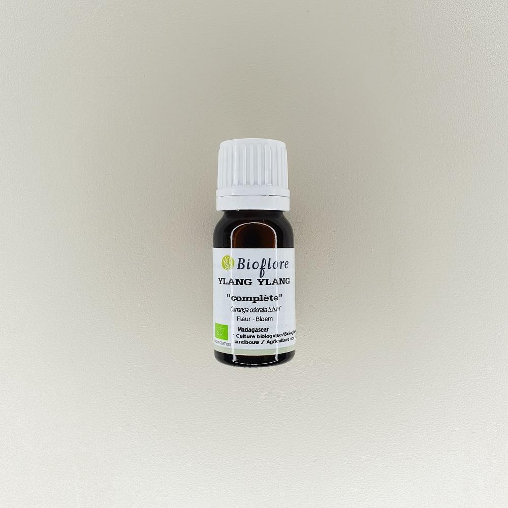 huile essentielle d'ylang-ylang bio 10 ml Bioflore