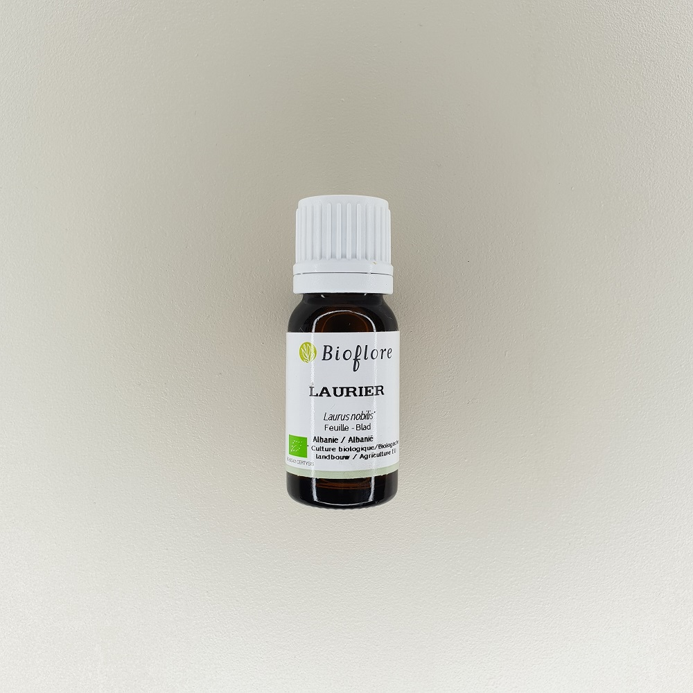 huile essentielle de bio laurier noble 10 ml Bioflore