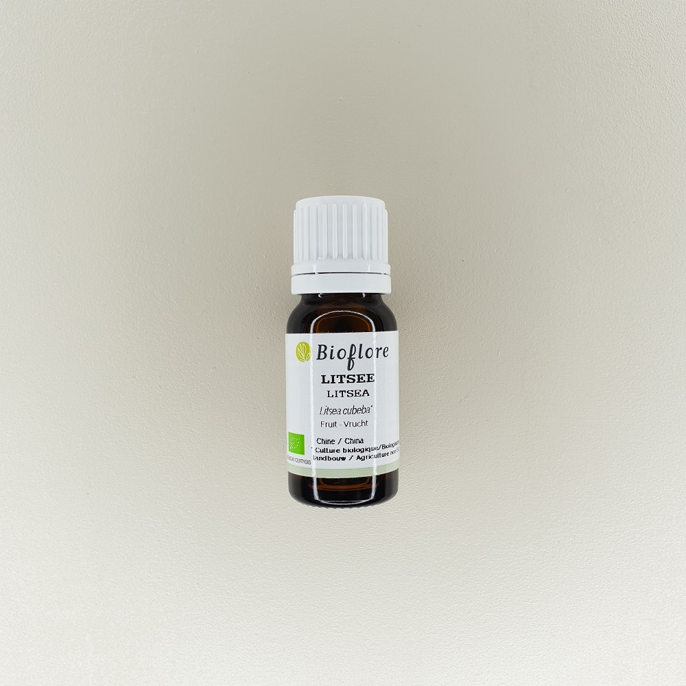 huile essentielle de listee ou verveine exotique bio 10 ml Bioflore
