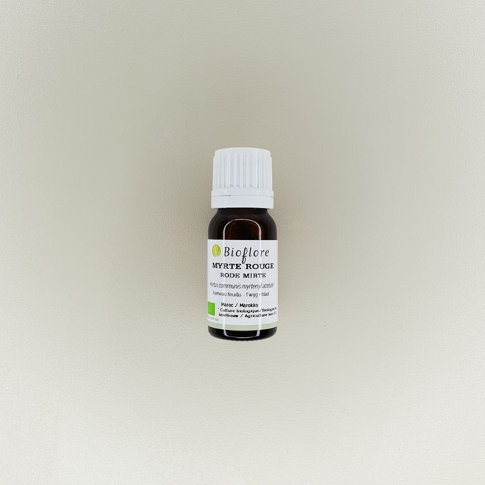 huile essentielle de myrte rouge bio 10 ml Bioflore