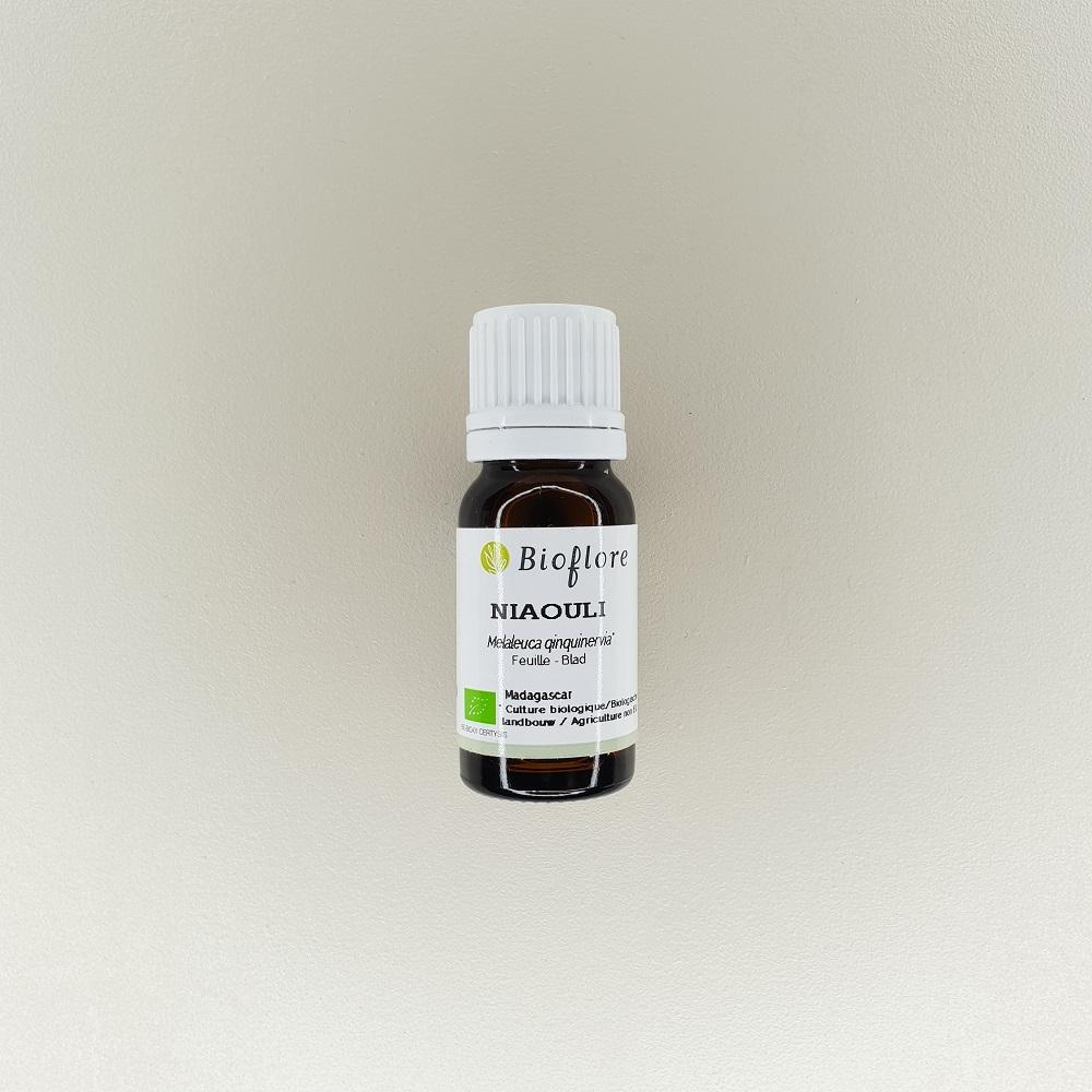 huile essentielle de niaouli bio 10 ml Bioflore
