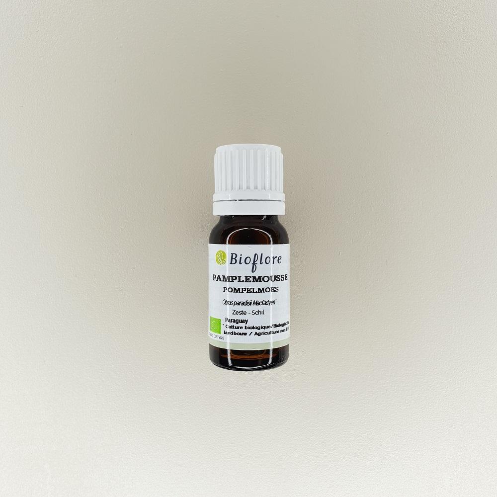huile essentielle de pamplemousse bio 10 ml Bioflore