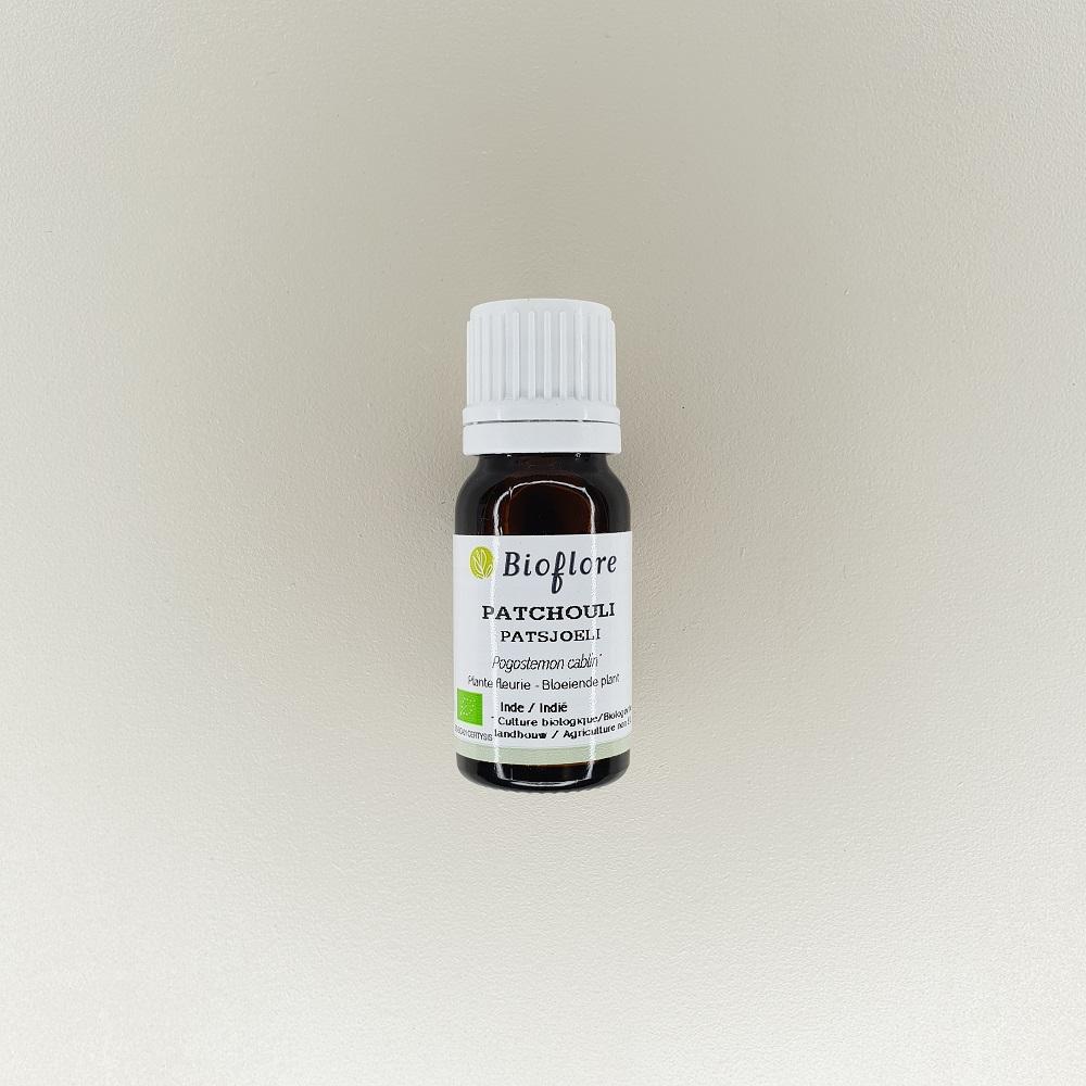 huile essentielle de patchouli bio 10 ml Bioflore
