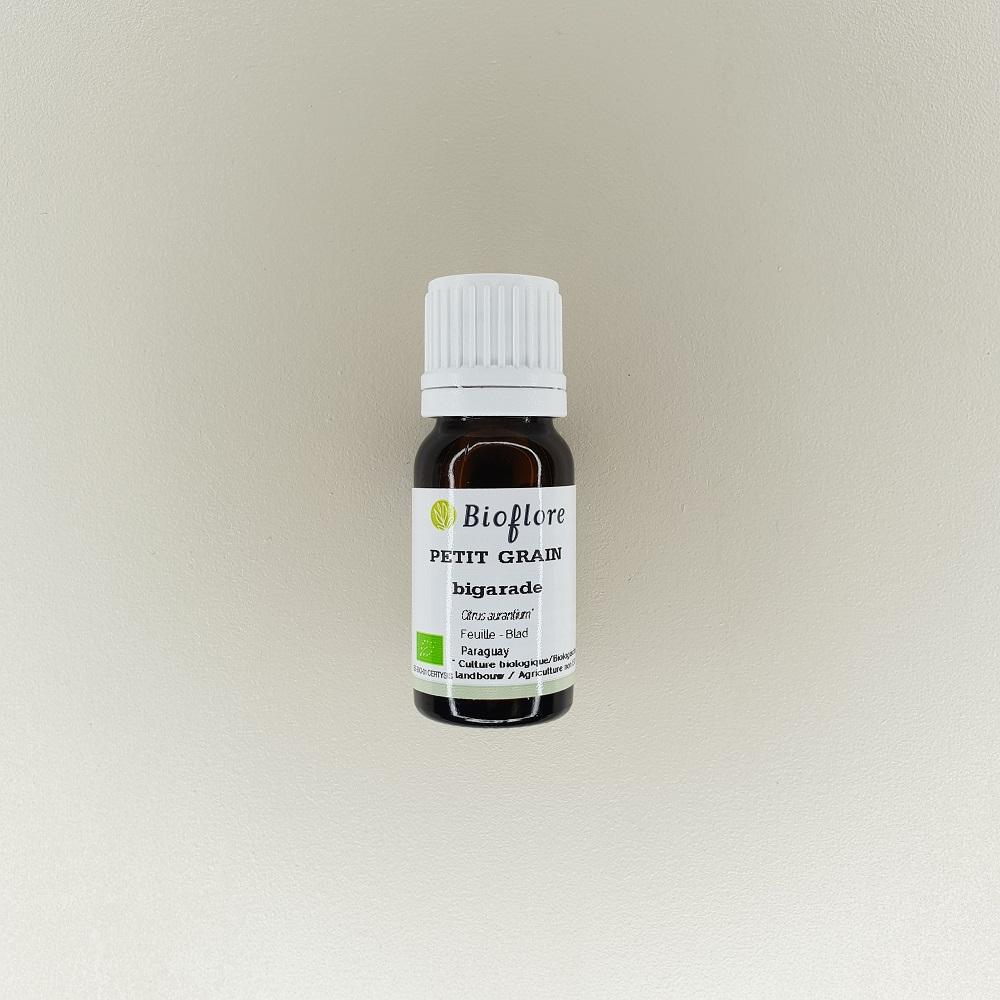 huile essentielle de petit grain bigarade bio 10 ml Bioflore