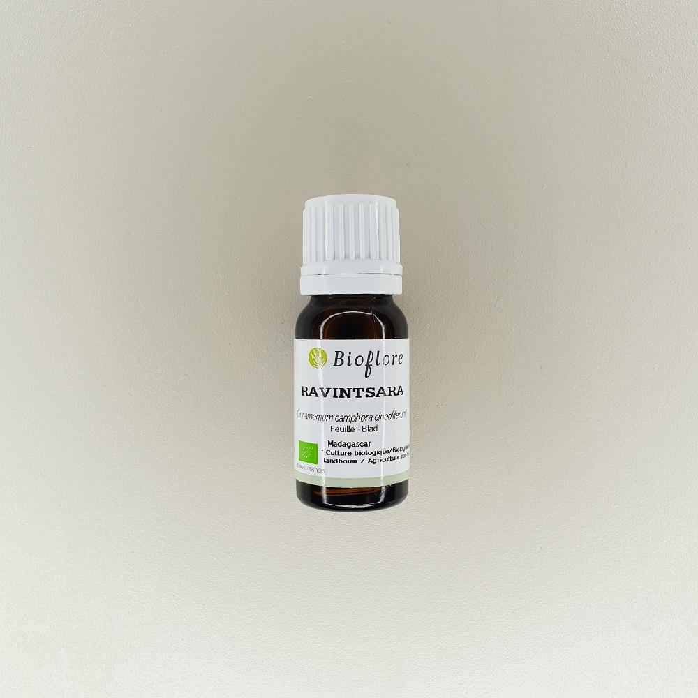 huile essentielle de ravintsara bio 10 ml Bioflore