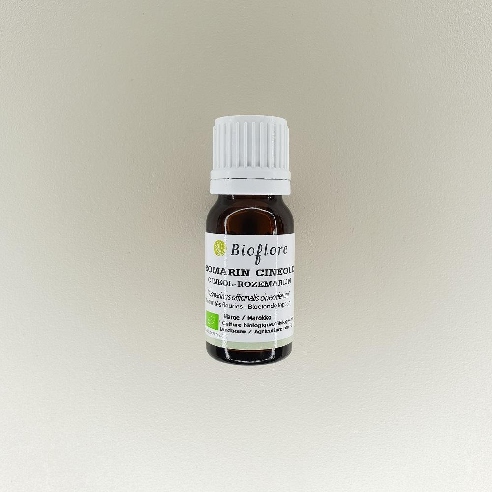 huile essentielle de romarin à cinéole bio 10 ml Bioflore