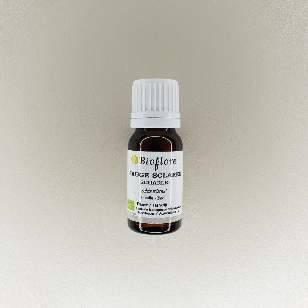 huile essentielle de sauge sclarée bio 10 ml Bioflore
