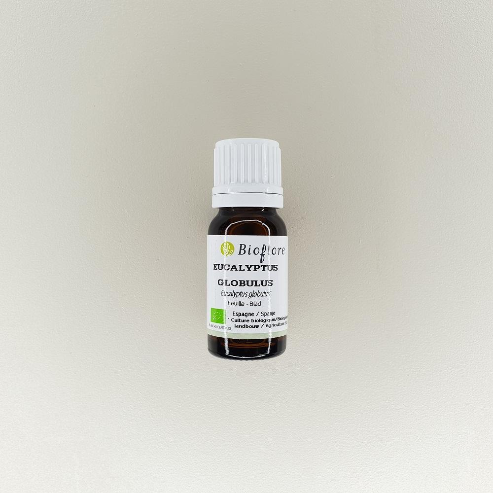 huile essentielle d'eucalyptus globulus bio Bioflore 10 ml