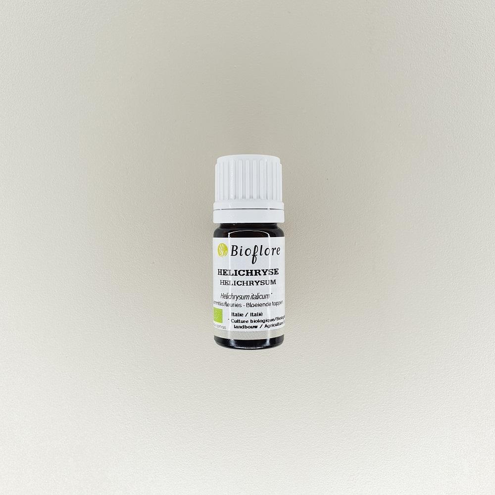 huiles essentielle d'Helichryse bio Bioflore 5 ml