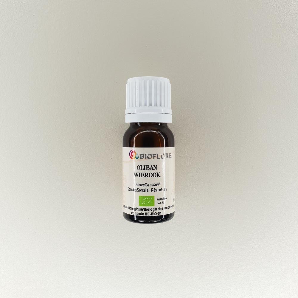 huile essentielle d'Oliban ou encens bio bioflore 10 ml