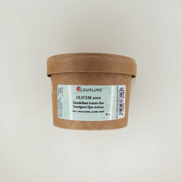 émulsifiant Olivem 1000 50 grammes Bioflore