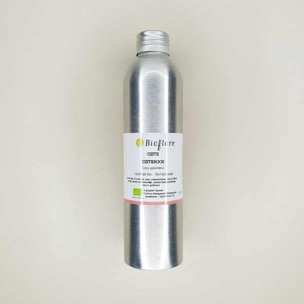 hydrolat de ciste bio 200 ml bioflore