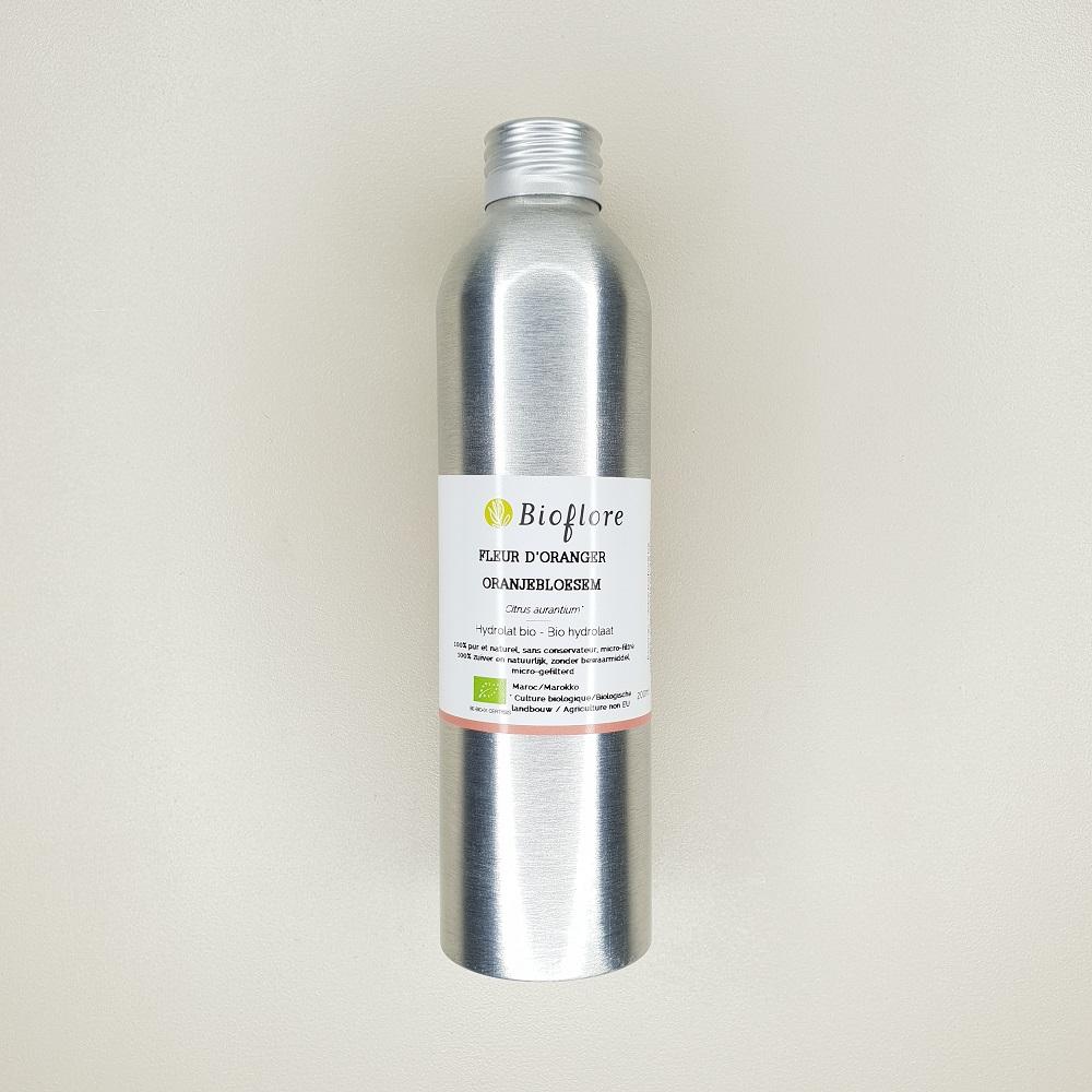 hydrolat de fleur d'oranger bio 200 ml bioflore