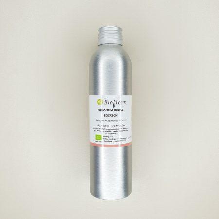 hydrolat de géranium rosat bio 200 ml bioflore
