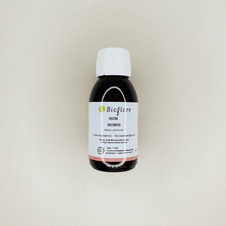 huile végétale de ricin bio 100 ml Bioflore