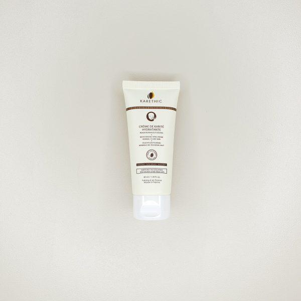 crème hydratante peaux normales à sèches Karethic