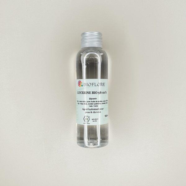 gylcérine végétale bio bioflore 100 ml