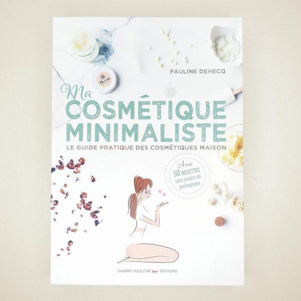 livre cosmétique minimaliste édition Thierry Souccar