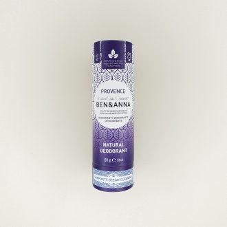 Déodorant papertube Provence