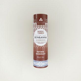 Déodorant papertube Nordic Timber