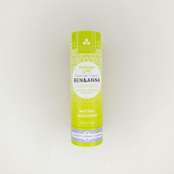 Déodorant papertube Persian Lime