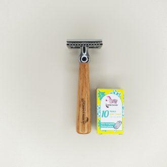 Kit rasoir + 10 lames